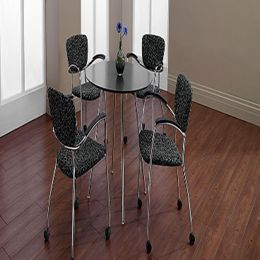"""Wind 36"""" Round MDF Table"""