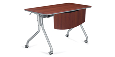 Bungee Tables Flip Top Table