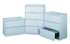 8000 Series Metal Lateral Files